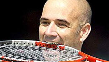 Agassi book says he used crystal meth