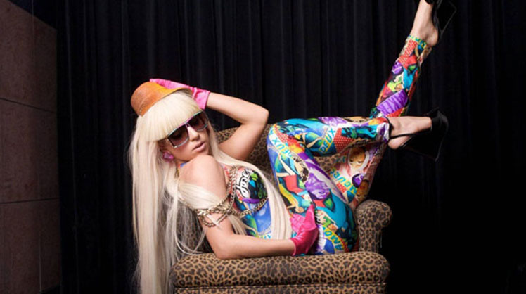 Lady Gaga is to hot for MTV